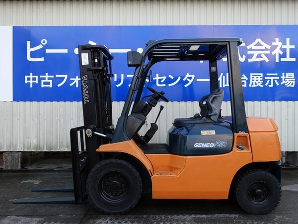 トヨタ 7FGL20