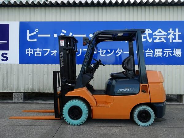 トヨタ 02-7FGK30