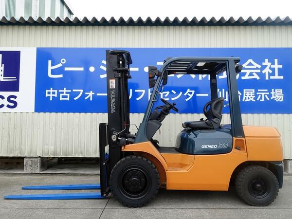 トヨタ 02-7FG30