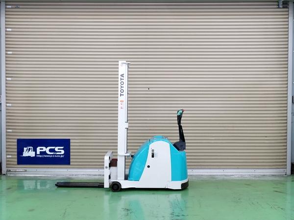 ニチユ FB15PN-77B-300SF 1.5トン バッテリー フォークリフト