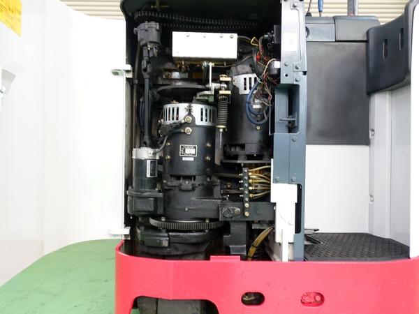 ニチユ FB15PN-75-550MSF 1.5トン バッテリー フォークリフト