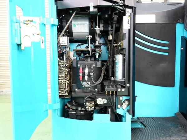 三菱 FG10 1.0トン ガソリン フォークリフト