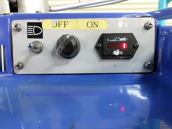 富士重工 CBS13 モートラック フォークリフト