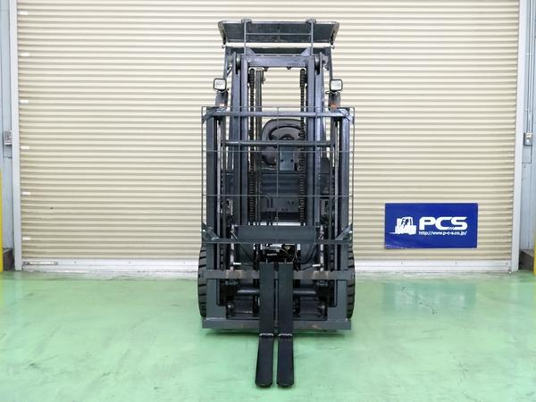 日産 P1B2L25 2.5トン バッテリー フォークリフト