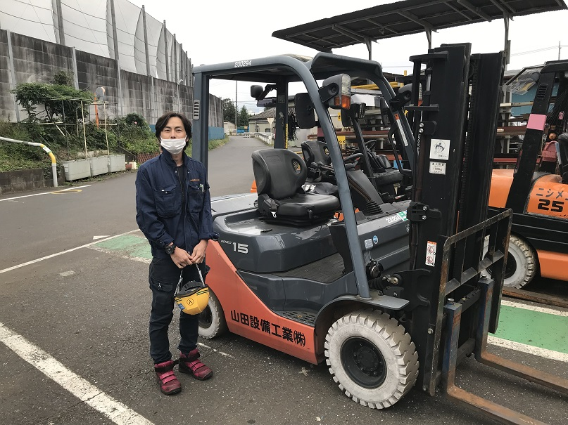 山田設備工業株式会社 様